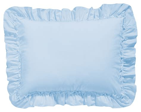 Pillow Sham by Ruffled Pillow Sham Ebay