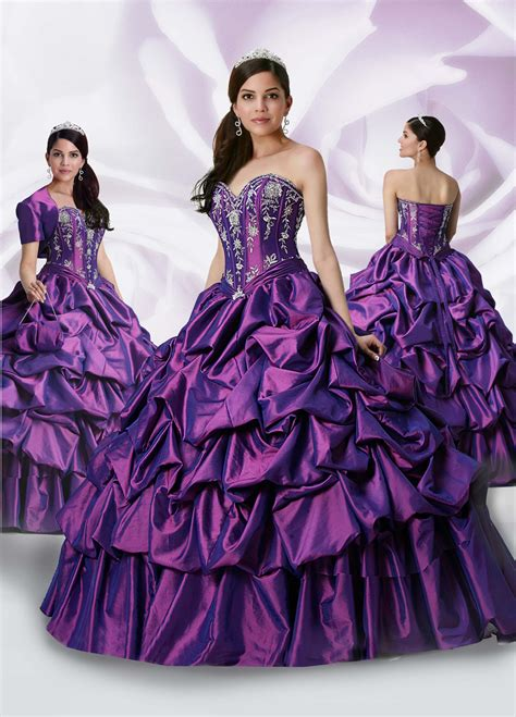 To Dress Violet violet gown strapless sweetheart lace up length