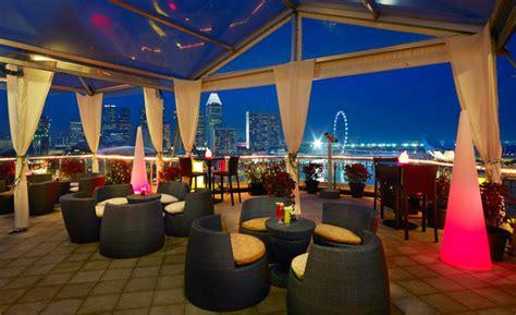 roof top bar in singapore rooftop restaurants in singapore alfresco and indoor