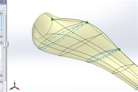 solidworks tutorial wind turbine tutorial how to create a aerofoil blade in solidworks