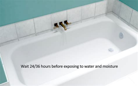 how to caulk your bathtub how to caulk a bathtub 10 steps with pictures wikihow