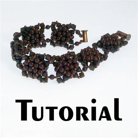tutorial ufi box pdf tutorial chocolate box bracelet pdf mikki ferrugiaro designs