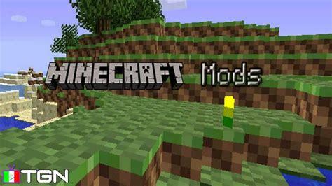 mod minecraft hack gamemode le migliori mod per minecraft ep 1 youtube