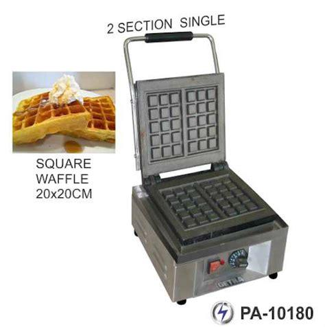 Alat Pemanggang Waffle jual alat pembuat waffle kotak mesin waffle baker pa