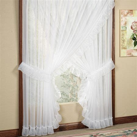 ruffled priscilla window curtains 25 best ideas about priscilla curtains on pinterest