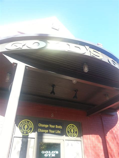 Gold S Gym Gyms The Fan Richmond Va United States