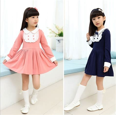 Vans Oldschool America Free Casual Hight Quality 2016 princess dress child beautiful sleeved prom dresses clothes cotton