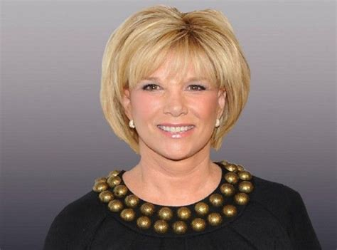 how to style hair like joan lunden 29 best images about sassy hairstyles on pinterest for