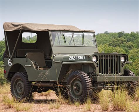1945 willys jeep parts 1945 willys mb jeep collection