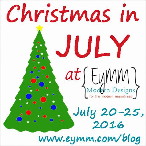 blessed x five eymm christmas in july