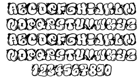 graffiti graffiti creator fonts