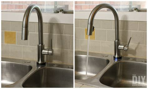 kitchen sink faucet size kitchen faucet size standard containment