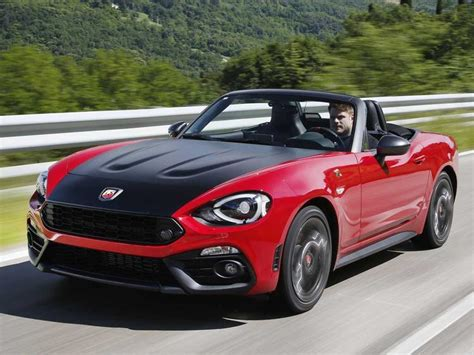 abarth 124 spider pricing confirmed uk