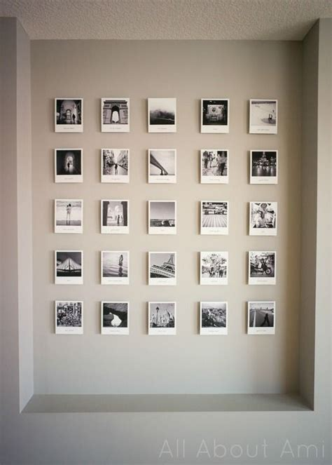 for sticking pictures to walls 32 best images about diy travel inspired crafts