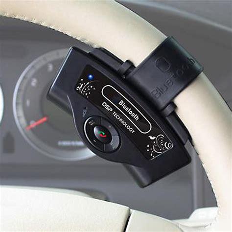 volante per auto volante bluetooth kit vivavoce per auto promozione fai