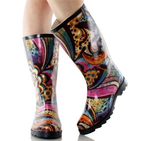 comfort rain boots west blvd rainboots comfort rain boots monet rubber 8 5