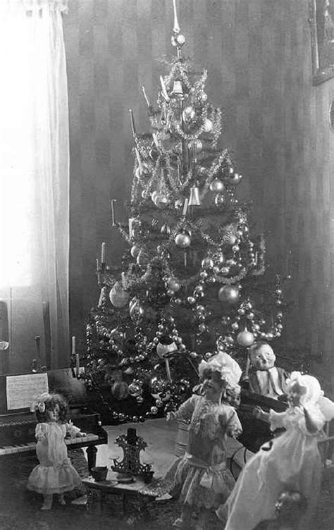 christmas decorations early 1900s holliday decorations