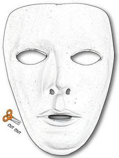 printable greek mask template best photos of blank mask printable template full face