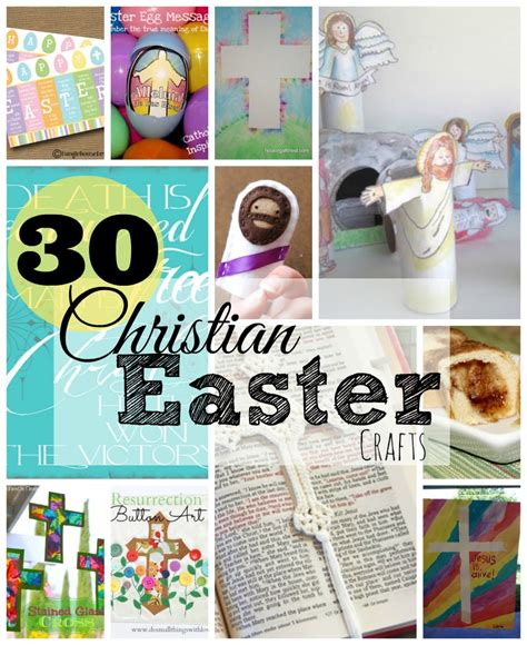 Amazing Church Nursery Decorations #5: 30-Christian-Easter-Crafts.jpg