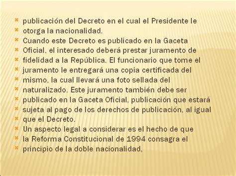gaceta oficial 40864 exoneracin en el pago de islr de derechos del extranjero en rep 250 blica dominicana