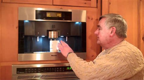Nantucket Homes: Built in Coffee Maker and Espresso Machine   YouTube