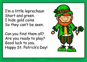 kathy griffin s teaching strategies st s day song and gold hunt