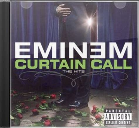 curtain call the hits songs eminem curtain call the hits cd 2005 aftermath