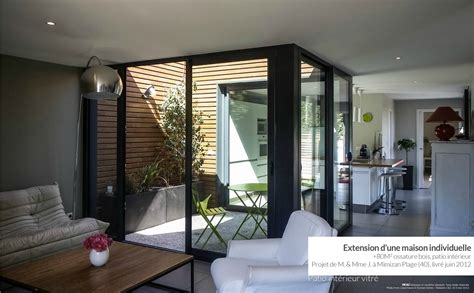 Patio Interieur by Eulalie M A Dit