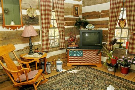 Log Home Living Rooms by Theloghome Swataracreekinn