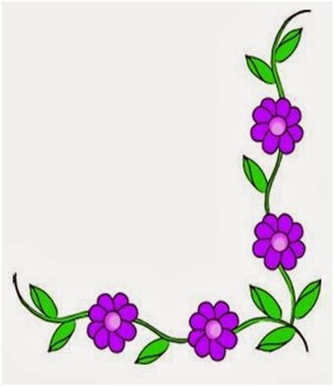 imagenes para decorar hojas blancas marcos para tus fotos y hojas de trabajos
