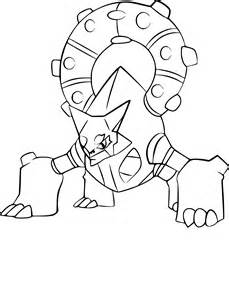 coloriage volcanion pokemon 224 imprimer