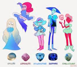 Resume Gem by Dou Hong Steven Universe Crystal Gems
