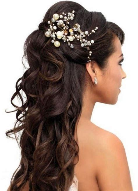 2016 hair and fashion idee coiffure mariage cheveux long les tendances mode 2018