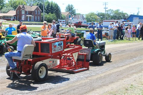 garden tractor pulling classifieds