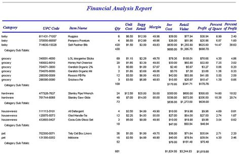sle expense report financial analysis sle report 28 images simple monthly
