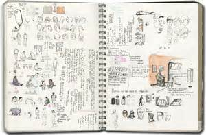 sketch book a page from my sketchbook
