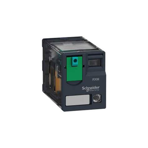 Schneider Relay In Rxm4ab2bd schneider electric rxm4ab2bd 4pdt miniature relay with led