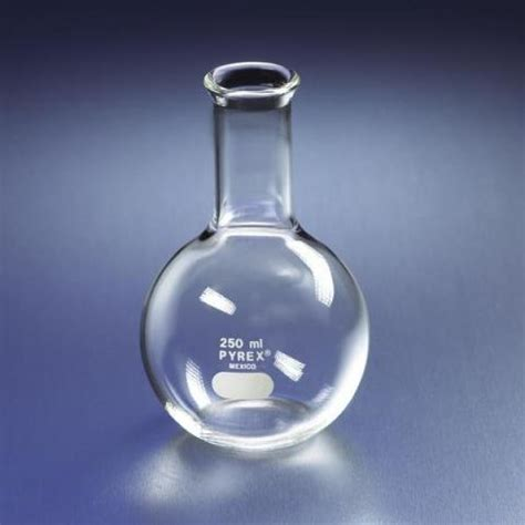 Boiling Flask 50ml Labu Didih corning 4060 50 pyrex 174 50ml neck boiling flasks with