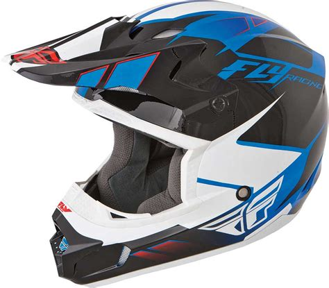 fly motocross helmet 2015 fly racing kinetic impulse motocross dirtbike mx atv