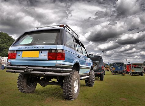 land rover classic lifted lifted range rover unstead flickr