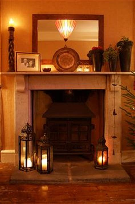 1000 images about candle fireplaces on candle