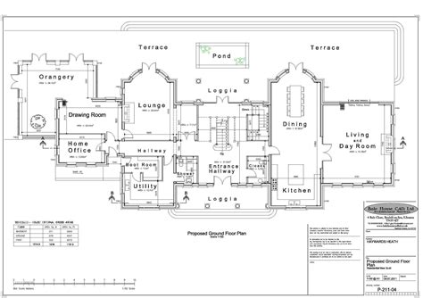 luxury georgian home plans home design and style