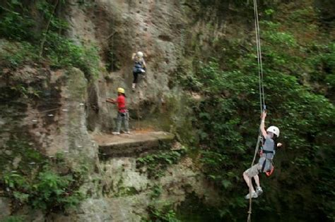 tarzan swing llanos de cortes falls on arenal tour picture of tours
