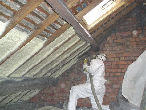 roofing and insulation problems solved with spray foam