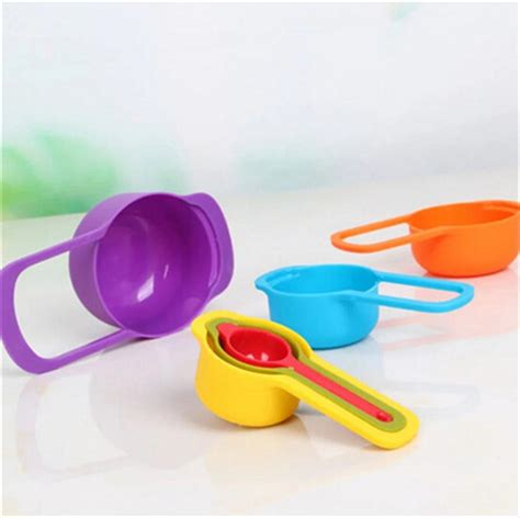 Kitchen Cups by 6pc Kitchen Measuring Cups Bakermaker Supply Company