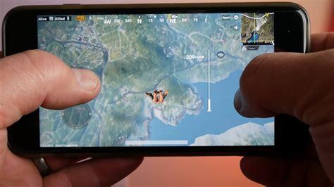 pubg on iphone 6s plus pubg mobile ios