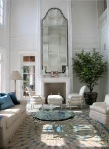 bruce bierman this two storied palm beach living room has 25 living room designs with tall ceilings