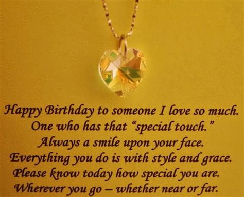Birthday Quotes For Someone Who Has Away Happy Birthday Poems Images Sayingimages Com