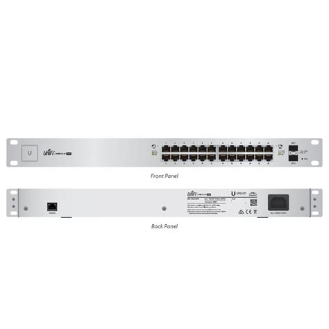 Unifi Us 24 250w Managed Poe Gigabit Switch With Sfp 1 ubiquiti unifi us 24 250w managed poe gige switch your source for data communication products