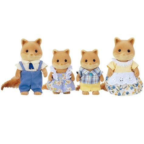 Family Set sylvanian families family sets range choose your family brand new ebay